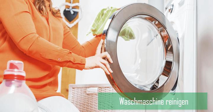 Wachmaschine reinigen - selbst erledigen | Schlauchfritze Ratgeber