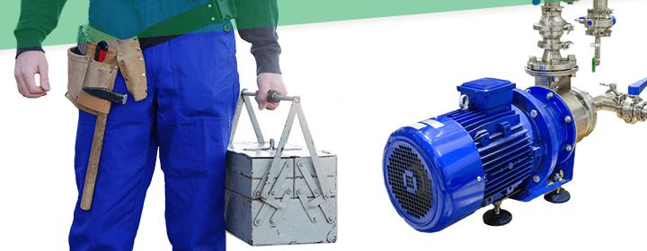 Hauswasserwerk anschließen Montage