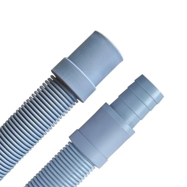 Spiralablaufschlauchverlängerung 19mm innen x 19mm außen