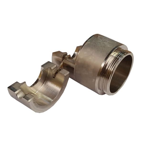 Größenaufsatz für Schlagwerkzeug, Edelstahlwellrohr DN8 (3/8 Zoll) bis DN25 (1 1/4 Zoll)
