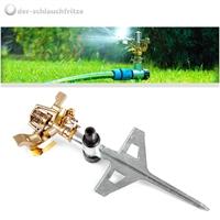 Pulsationssprenger bis zu 700m², Impulsregner, Kreisregner, Sprinkler
