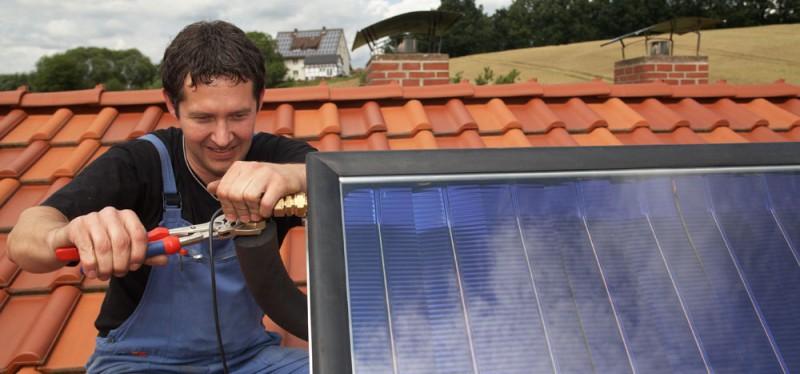 Edelstahlwellrohr für Solaranlagen
