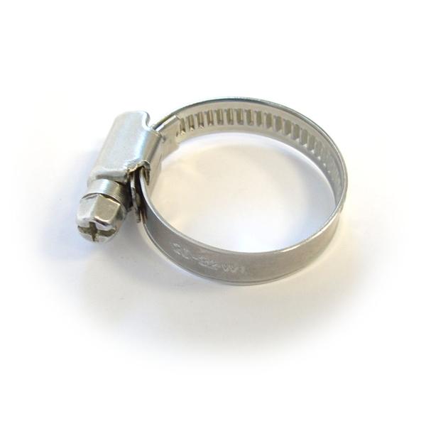Schlauchschelle 20 - 32mm, für den Verbinder mit Ablaufschlauch