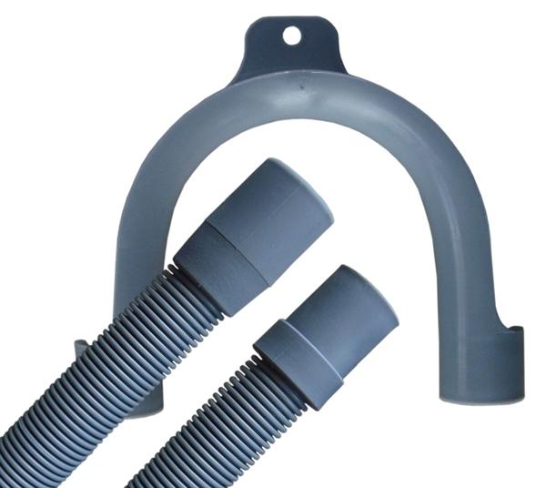 Spiralablaufschlauch 19mm x 22mm, Ablaufschlauch für die Waschmaschine